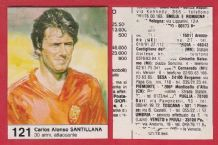 Spain Carlos Santillana Real Madrid
